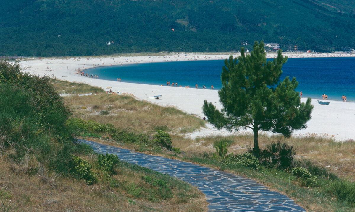 Ruta Playa Langosteira